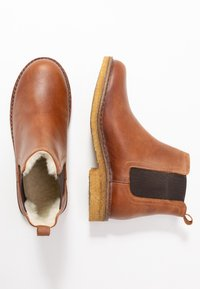 Ca'Shott - Classic ankle boots - camel west - 3