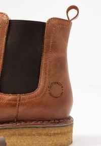 Ca'Shott - Classic ankle boots - camel west - 2