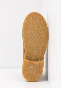 Ca'Shott - Classic ankle boots - camel west - 6