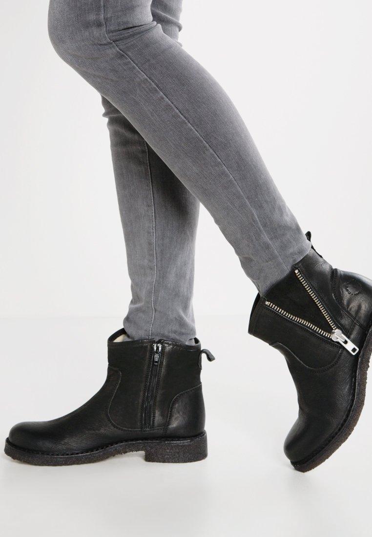 Ca'Shott - Korte laarzen - black