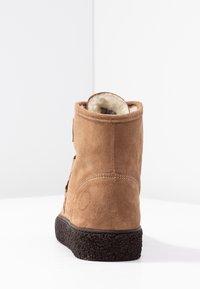 Ca'Shott - Ankle boots - beige - 5