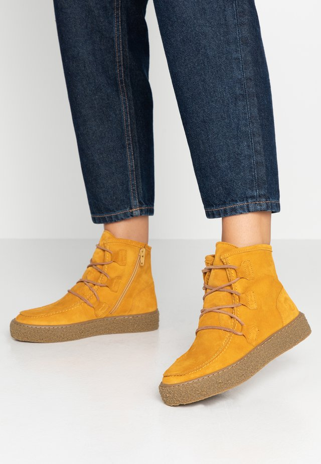 Ankle boot - sun
