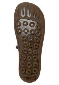 Camper - PEU CAMI - Volnočasové šněrovací boty - black - 5