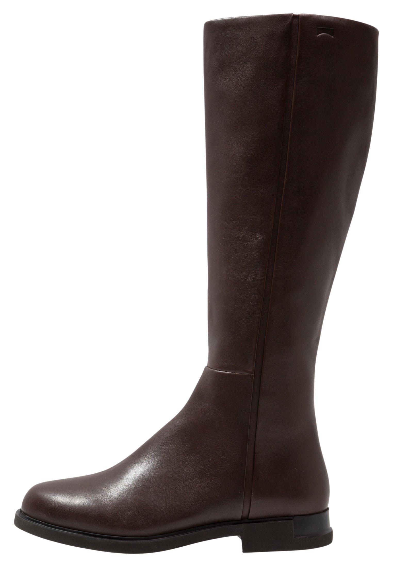 IMAN Klassiska stövlar medium brown