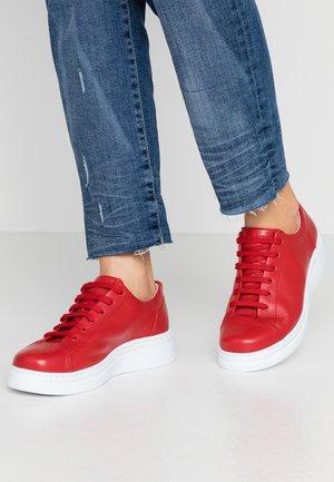RUNNER UP - Trainers - medium red