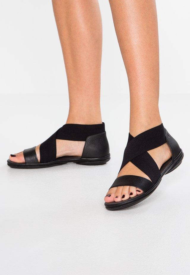 RIGHT NINA - Sandalias - black