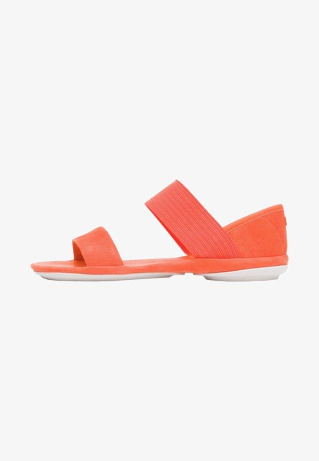 RIGHT NINA - Sandalias - orange