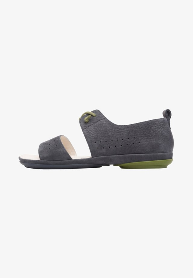 RIGHT NINA - Sandalias - grey