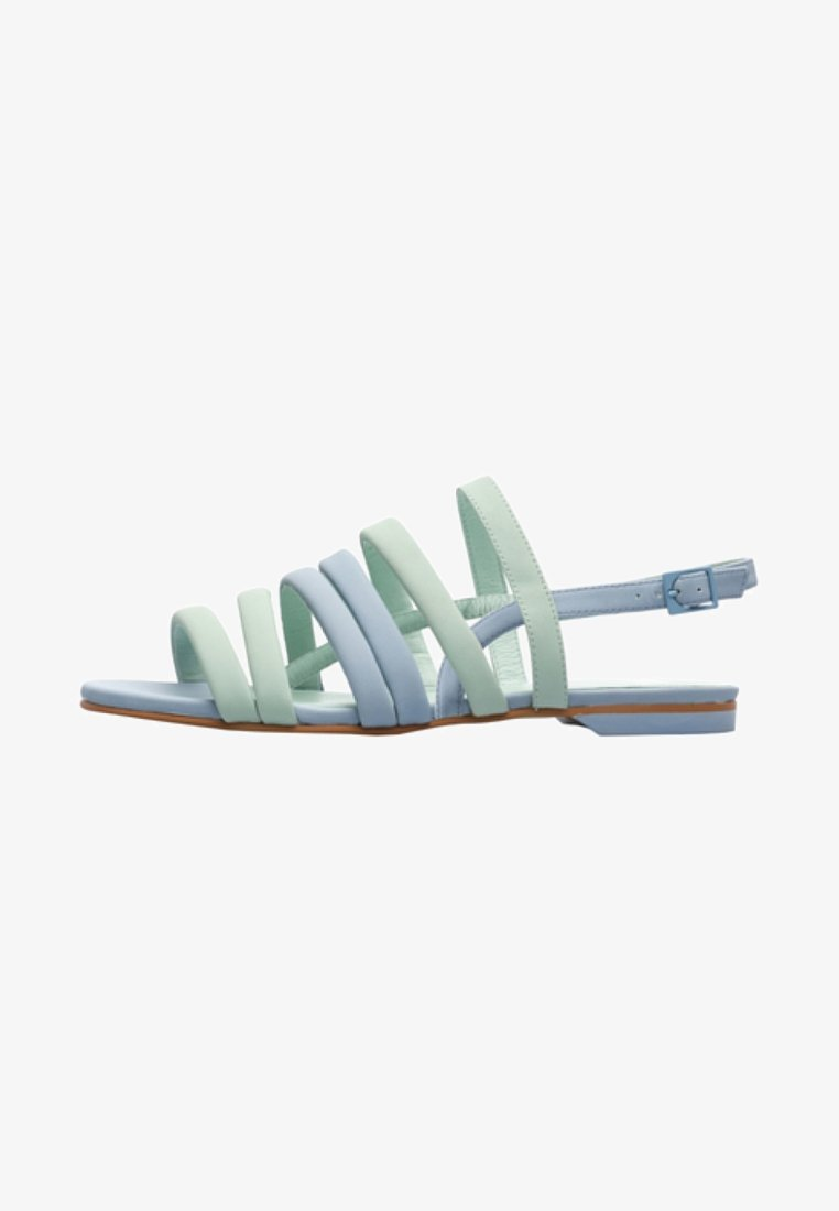 Camper - CASI  - Riemensandalette - light blue/mint