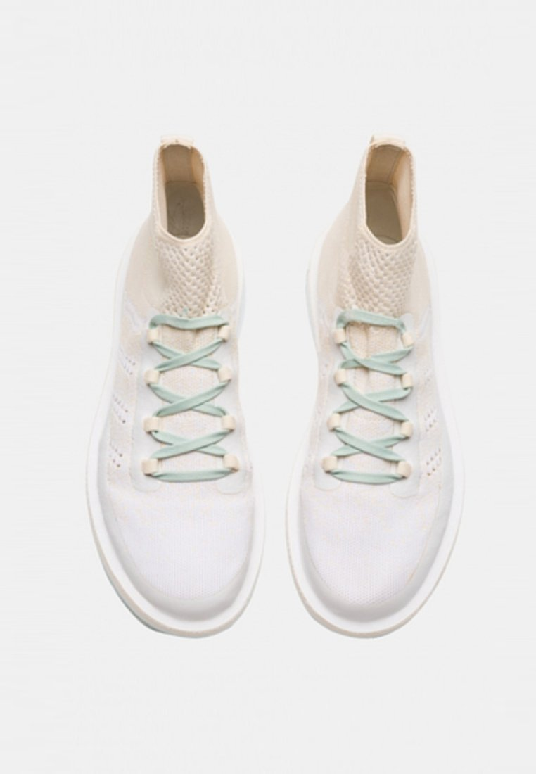 Camper ROLLING - Sneakersy wysokie - white / cream