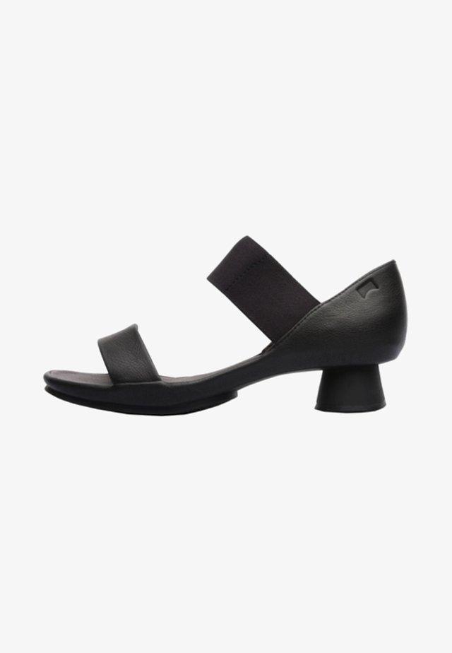 ALRIGHT - Sandalias - black