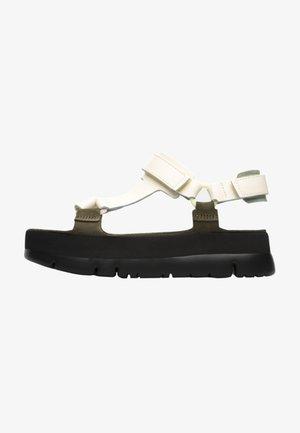 ORUGA - Sandals - green