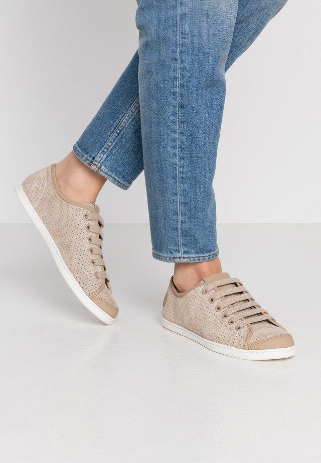 UNO - Sneaker low - medium beige