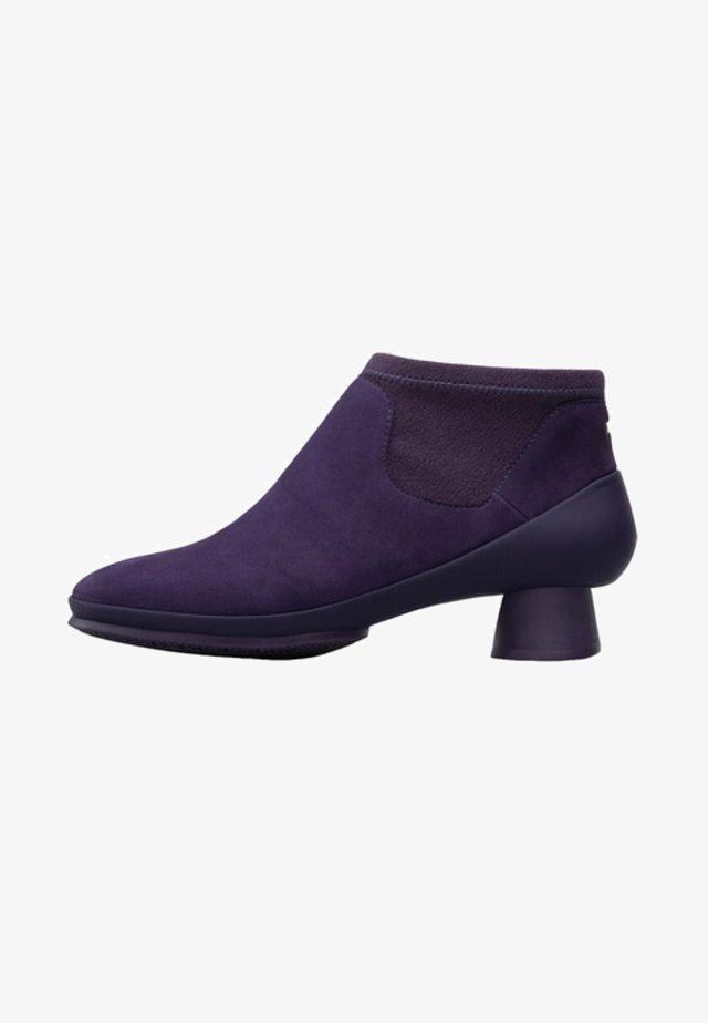 ALRIGHT - Boots à talons - violet