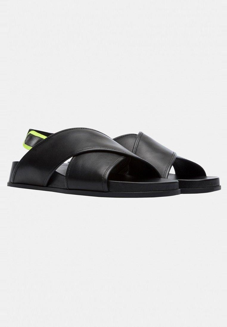 Camper TWINS - Sandales - black