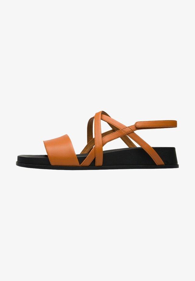Sandalias - orange