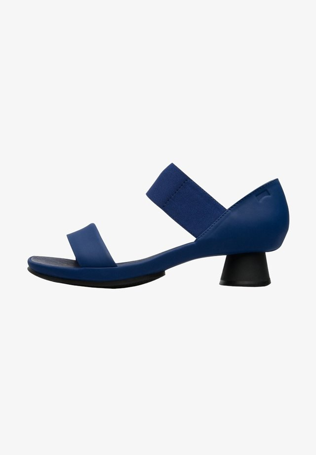 ALRIGHT  - Tacones - blue