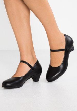 HELENA BAJO - Escarpins - black