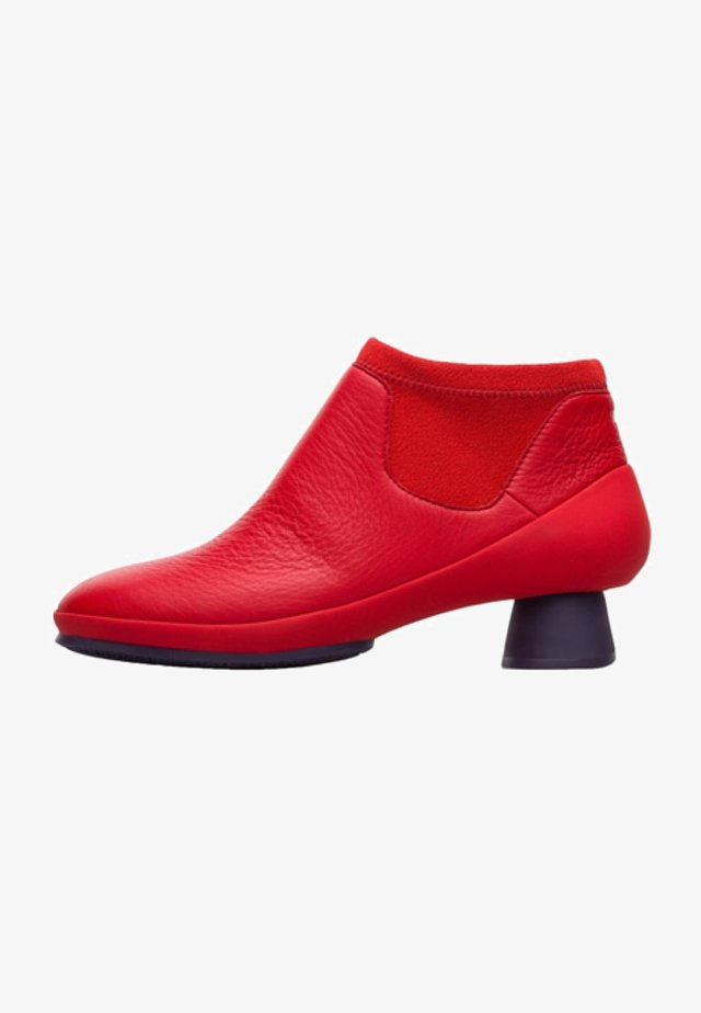 ALRIGHT - Botines bajos - red