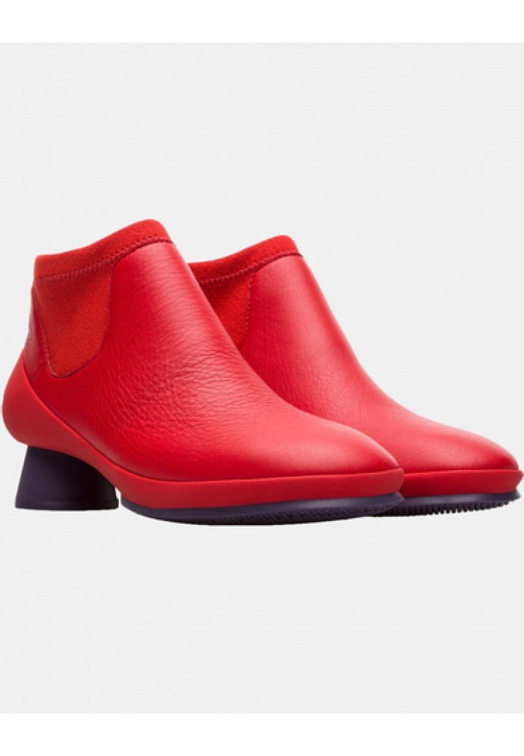 Camper ALRIGHT - Boots à talons - red