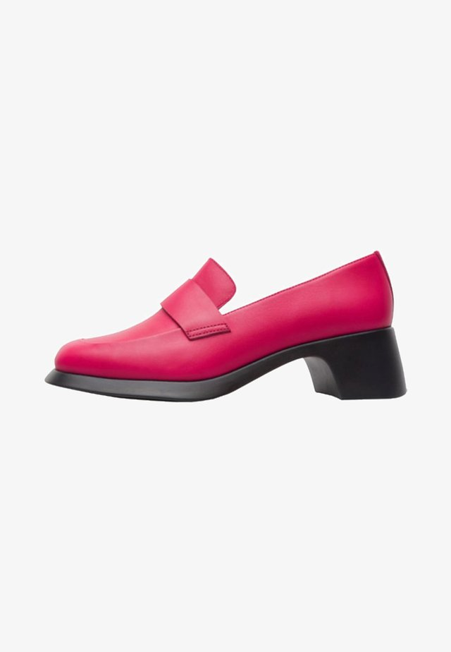 TRISHA - Półbuty wsuwane - pink
