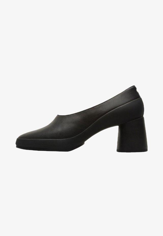 UPRIGHT - Zapatos altos - black