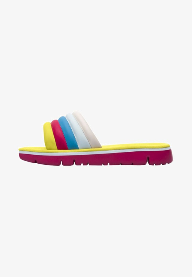 TWINS - Sandalias planas - multi-coloured