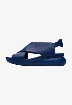BALLOON - Sandalias - blue