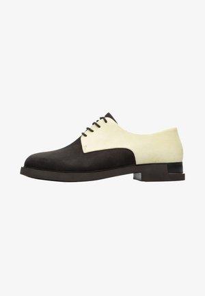 IMAN - Zapatos con cordones - multicolor