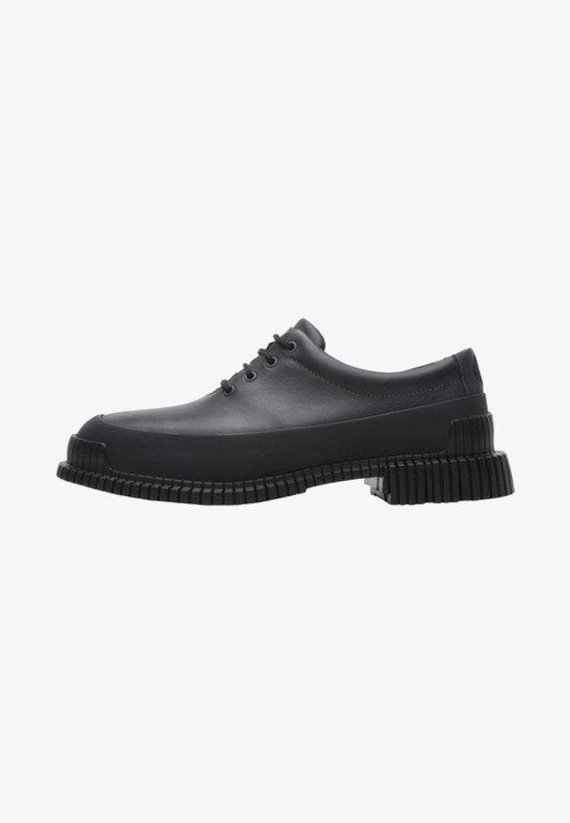 PIX - Zapatos con cordones - navy