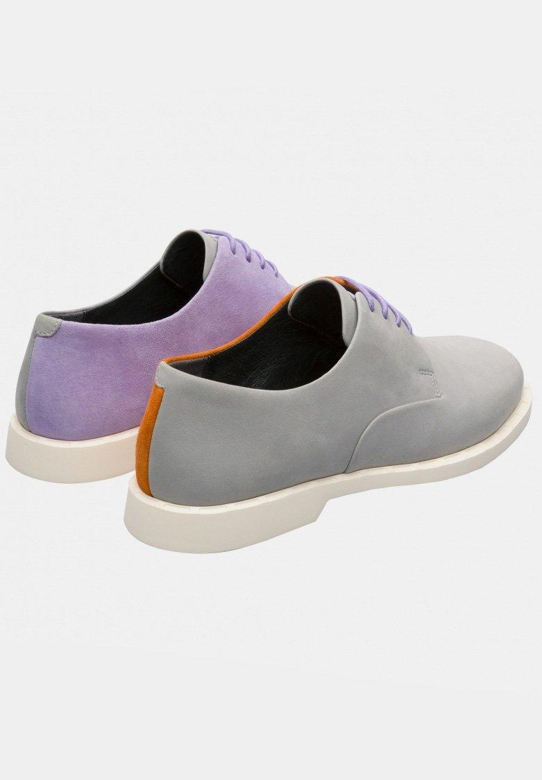 Camper Chaussures à lacets - gray