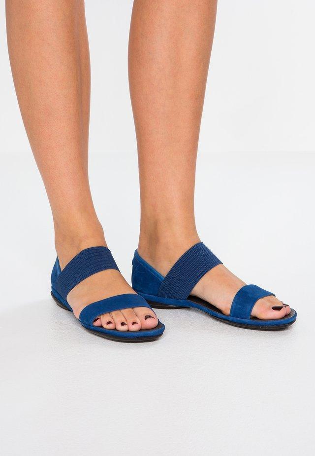 RIGHT NINA - Sandalias - medium blue