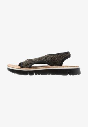ORUGA - Sandaler - brake kiwi/sand/clara