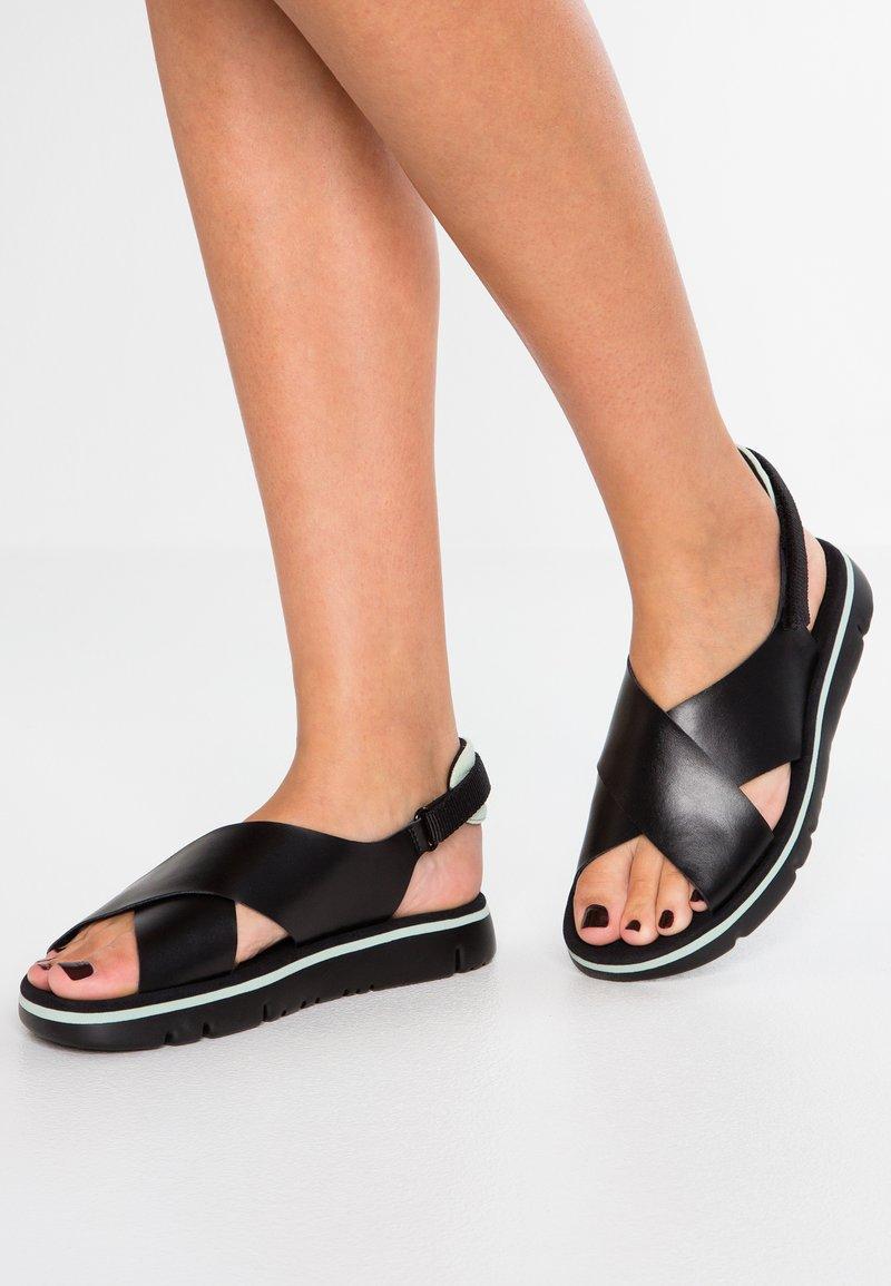 Camper - ORUGA - Sandals - black