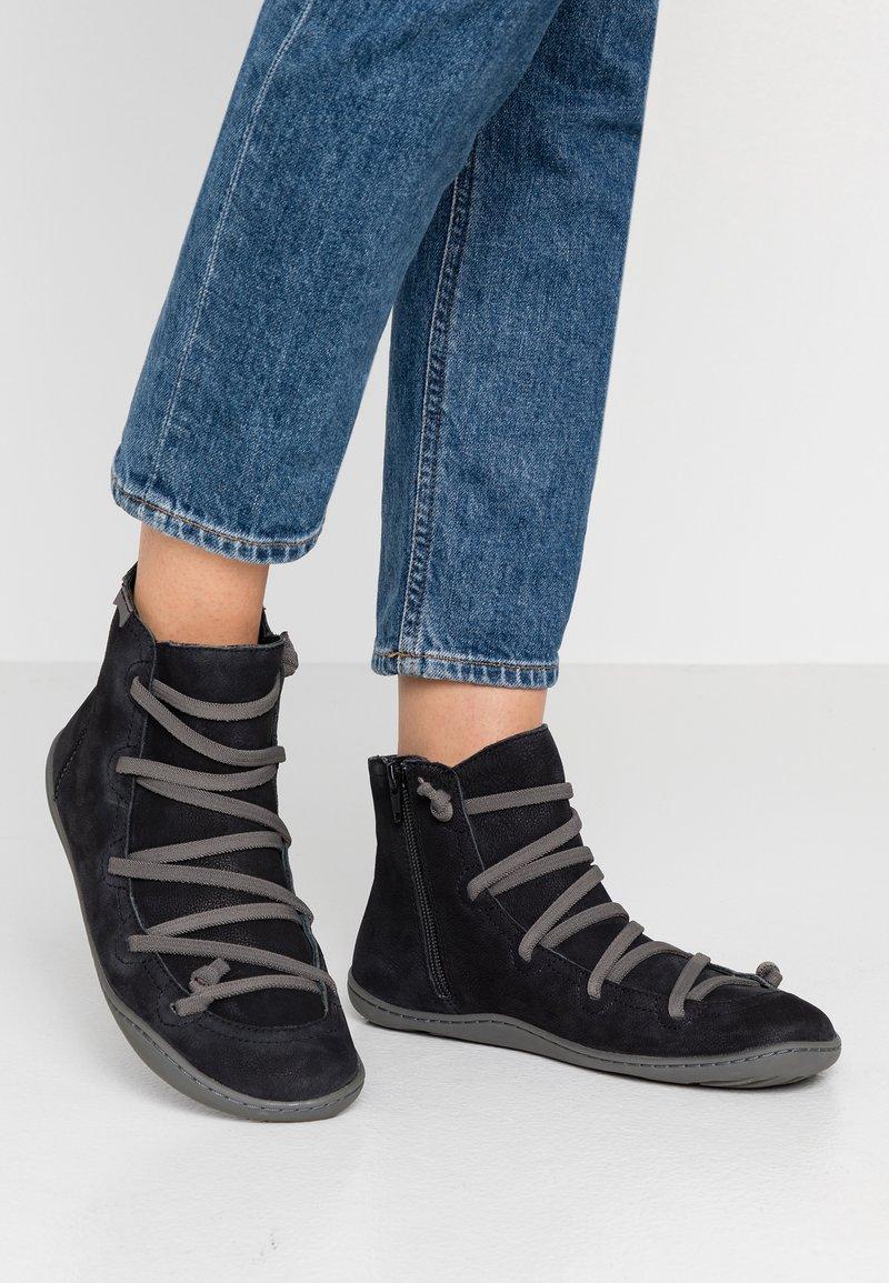 Camper - PEU CAMI - Ankle boots - black