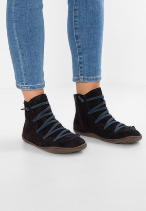 PEU CAMI - Støvletter - black