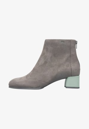 KATIE - Classic ankle boots - grey