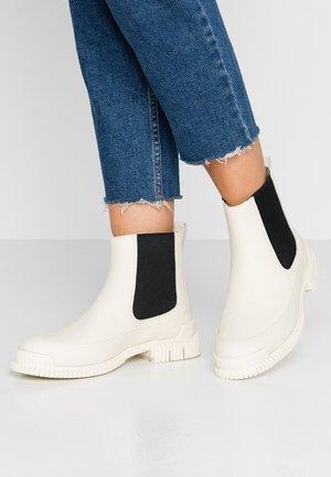 PIX - Korte laarzen - light beige