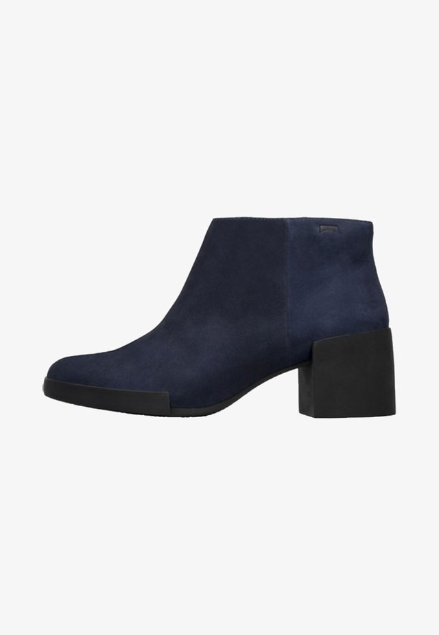 LOTTA - Ankle boot - blue