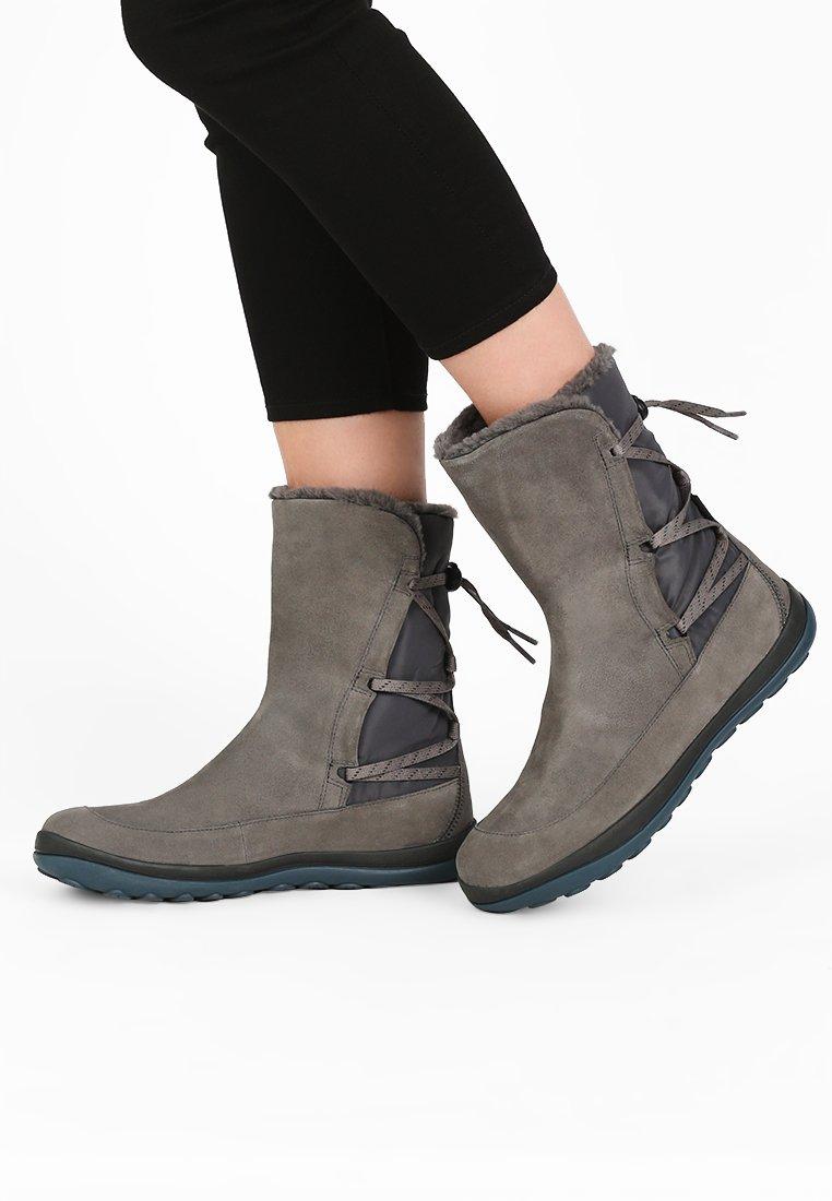 Camper - PEU PISTA - Classic ankle boots - medium gray