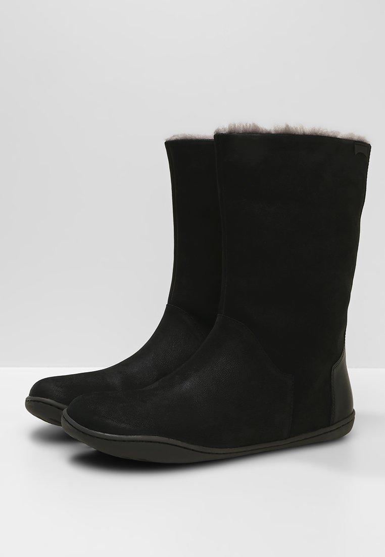 Camper PEU CAMI - Snowboot/Winterstiefel - black NSMr3K