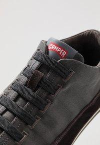Camper - BEETLE - Zapatillas altas - dark gray - 5