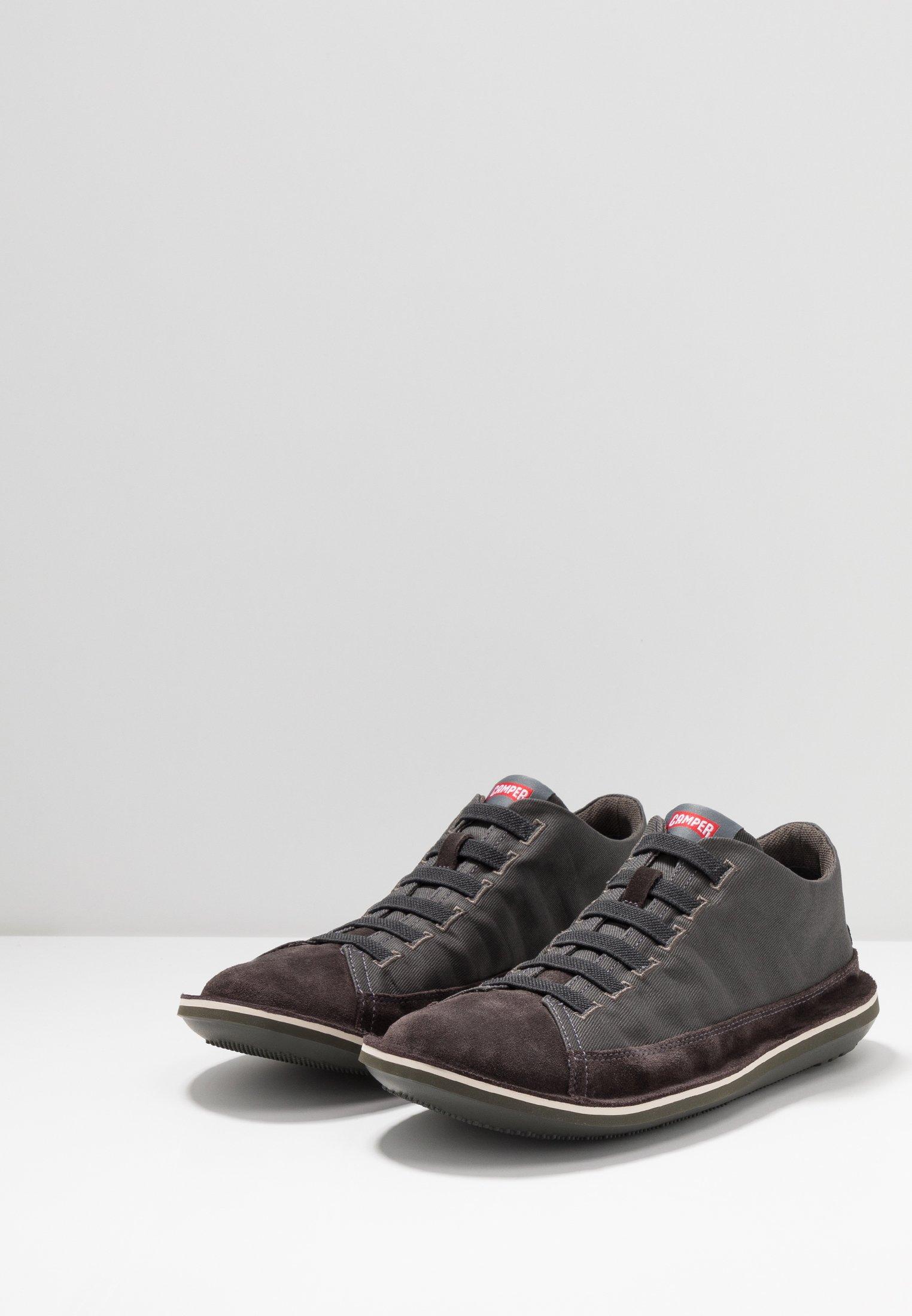 Camper BEETLE - Sneakersy wysokie - dark gray