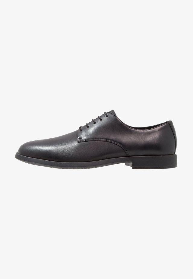TRUMAN - Zapatos de vestir - black