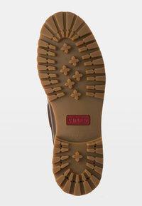Camper - NAUTICO - Chaussures bateau - brown - 4
