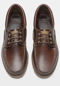 Camper - NAUTICO - Chaussures bateau - brown - 1