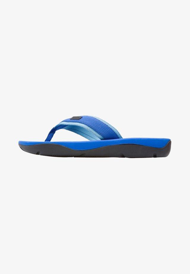 MATCH - Chanclas de dedo - blue