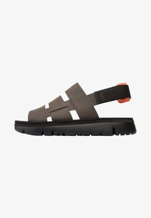 ORUGA - Sandalias - brown