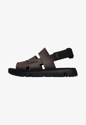 HOMME  - Walking sandals - brown