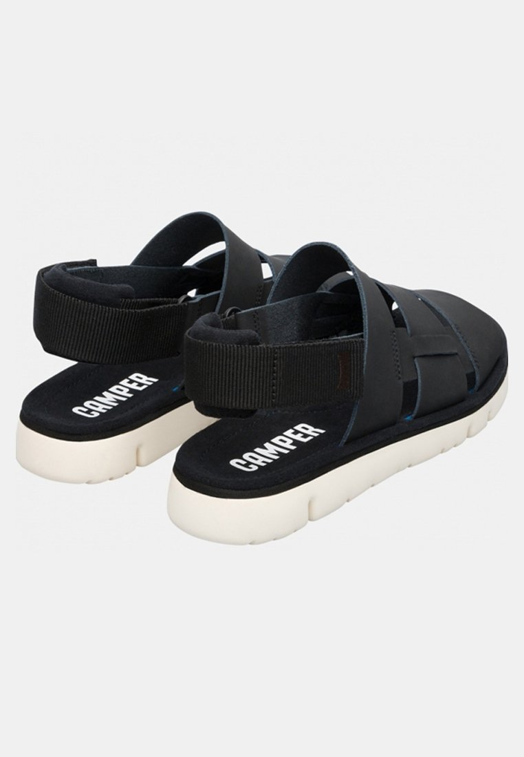 Camper Oruga - Sandalen Black Goedkope Schoenen